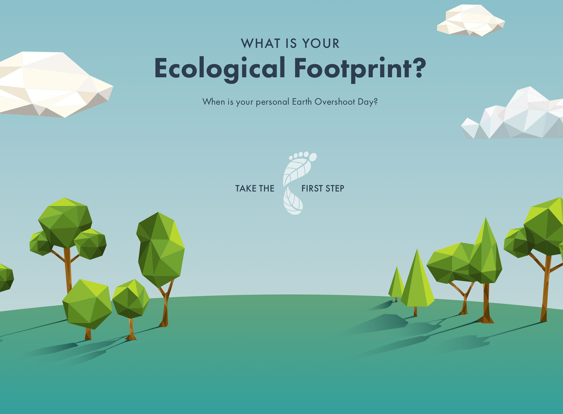 "faq ecological footprints Your ecological footprint (ef) is how many acres (hectares) 113 thoughts on "" ecological footprints i also note this from their faq."