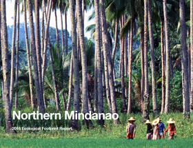 Northern Mindanao Footprint report cover